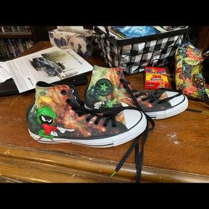 Converse Looney Tunes limited Marvin the Martian